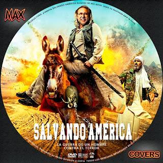 Salvando América Galleta Maxcovers