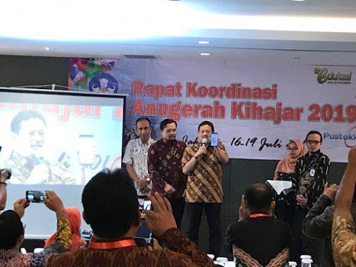 Anugerah Kihajar ke-11 tahun 2019