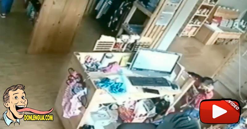 Delincuentes utilizaban a niña de 8 años para robar en tiendas de Valencia