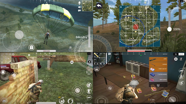 last Battleground survival Android Like PUBG