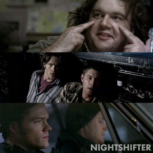"Supernatural 2x12 ""Nightshifter"""