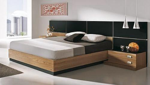 Decora hogar 14 camas matrimoniales modernas v deo tutorial for Bases para recamaras modernas