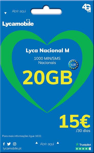 Lycamobile atrai público nacional com SIM pré-pago com 20GB de dados e agora maior velocidade de internet
