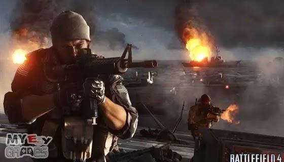 تحميل لعبة Battlefield 4 للكمبيوتر