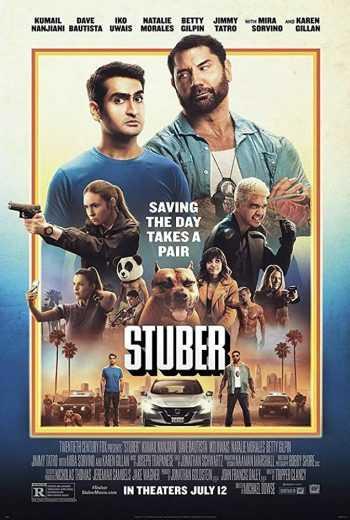 مشاهدة فيلم Stuber 2019 مدبلج اون لاين