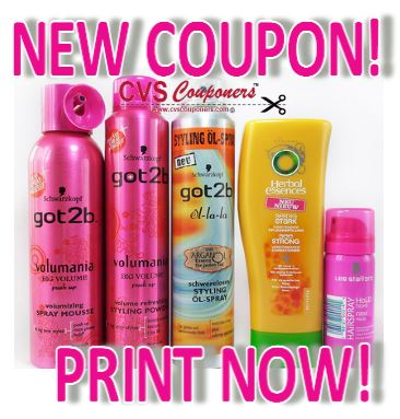 $2.00 on ONE (1) göt2b® Hair Product coupon