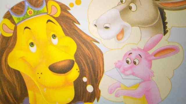 In Hindi Animals Small Moral Stories