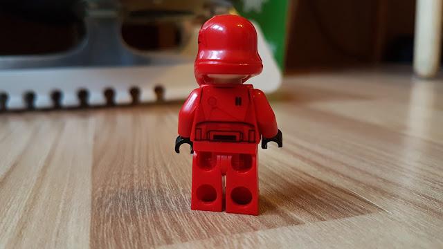 Красный штурмовик, штурмовик ситхов, Star Wars, Звездные войны Скайуокер Восход