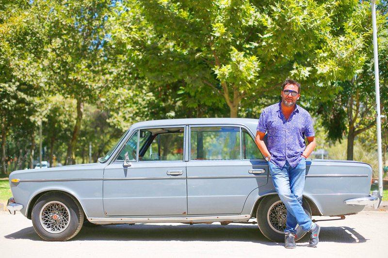 Daniel Fuenzalida pasó más de un año tratando de comprar este Fiat 125