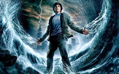 Percy Jackson: sagas de Fantasía juvenil