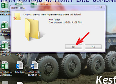 How to delete files in simple ways