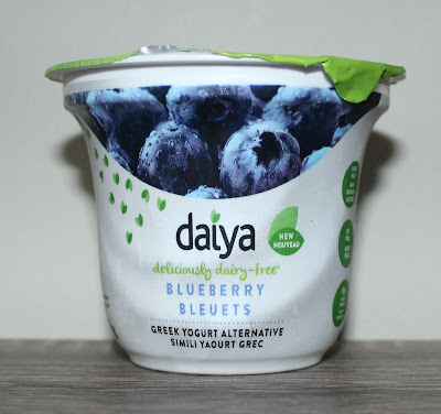 Daiya Blueberry Greek Yogurt