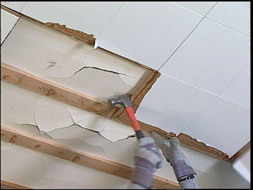 Asbestos in Old House