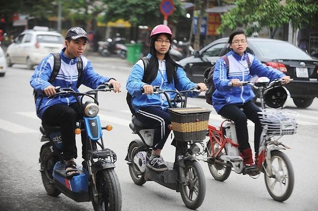 Đề xuất mới của Bộ GTVT: Phải có giấy phép lái xe mới được điều khiển xe đạp điện