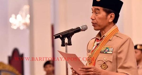 Presiden Jokowi: Jadi Duta Bangsa, Pramuka Indonesia Harus Berikan Citra Positif Dan Bersikap Sopan