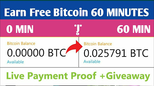 Free bitcoin earning site 2021 live payment proof