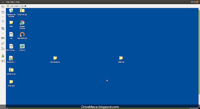 DriveMeca instalando Remmina en Linux Ubuntu paso a paso