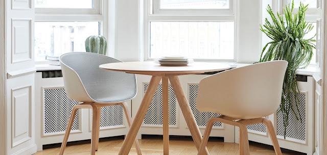 Krzesła Hay – praktyczny element wyposażenia, który kryje w sobie więcej