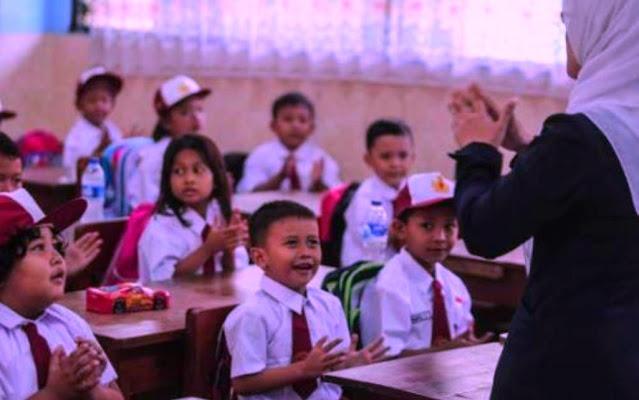 Karakter Anak SD Yang Harus Dikenali Dalam Proses Pembelajaran