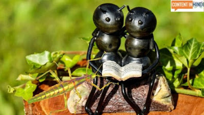 ant and grasshopper:-Bedtime Hindi Story with moral