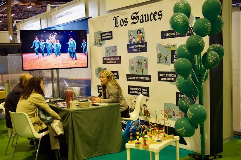 Colegio los Sauces en Schools Day