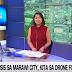 Pinsala ng Krisis sa Marawi City, Kita sa Drone Footage
