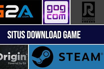 8 Situs Download Game PC Terbaik Gratis Terpercaya Serta Legal