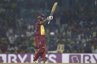 Nicholas Pooran 53* vs India Highlights