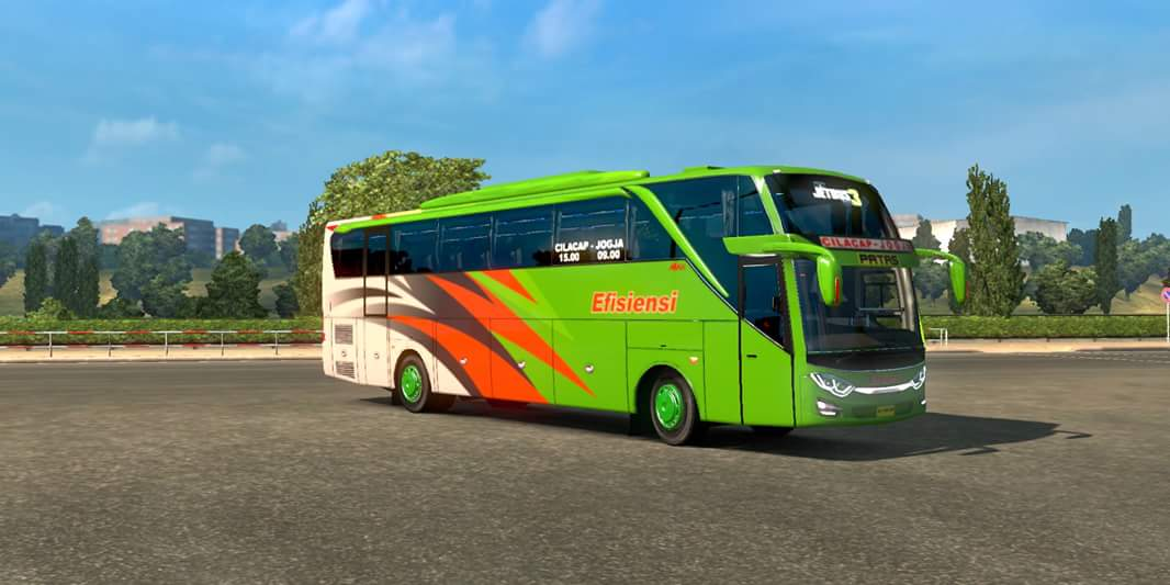 Skin Efisiensi Jb3 Rindray By Xxq Mod Ets2 Indonesia