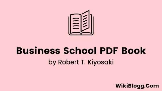 Business School Pdf Book Download