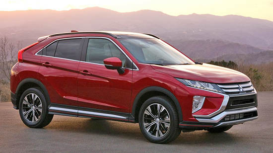 2018 mitsubishi eclipse cross. unique 2018 2018 mitsubishi eclipse cross in mitsubishi eclipse cross