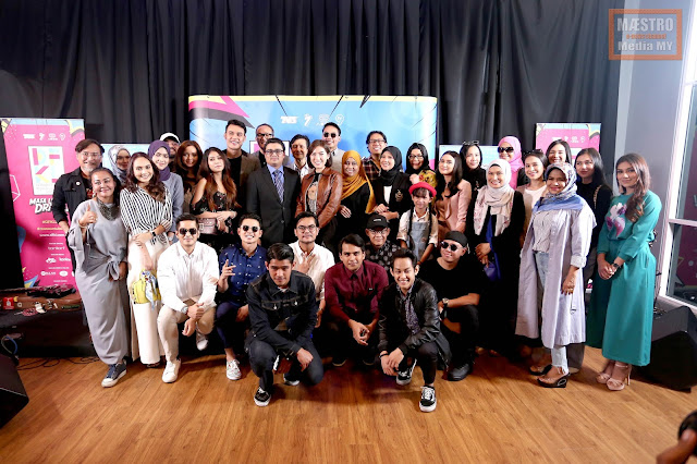 DRAMA FESTIVAL KUALA LUMPUR 2018 - MAESTRO MEDIA MY