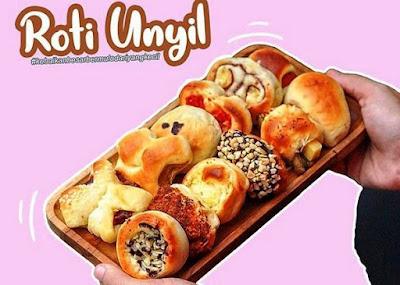 roti unyil enak dan murah kota Bogor