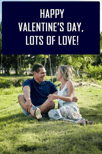 happy valentine's day wishes love