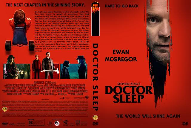 Doctor Sleep DVD Cover