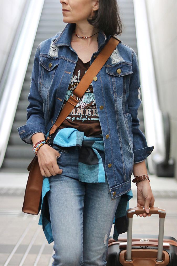 kurtka jeansowa stylizacje 2019 2020