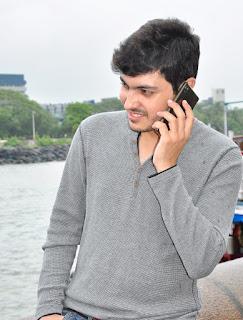 Rishabh Datta at Gateway of India, Mumbai