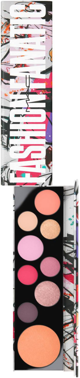 M·A·C Girls Personality Palette Fashion Fanatic