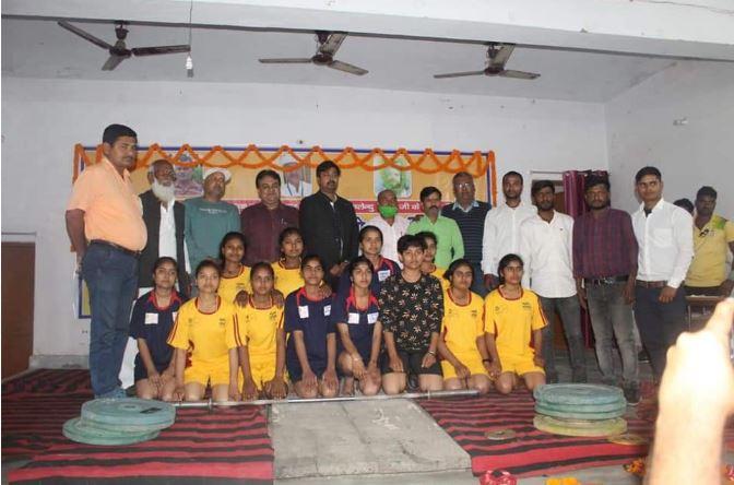 सीतामढ़ी जिला स्तरीय इनामी भारोत्तोलन एवं खो-खो प्रतियोगिता आयोजन