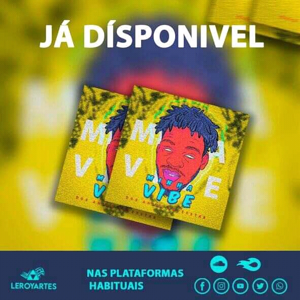 Edvanio feat Dos Anjos Superstar - Minha Viber (Afro Naija ) Baixar 2021