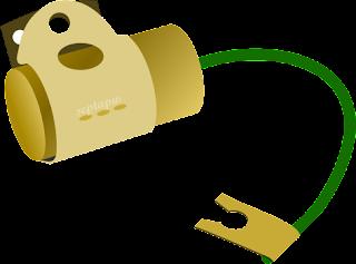 kondesor sistem pengapian