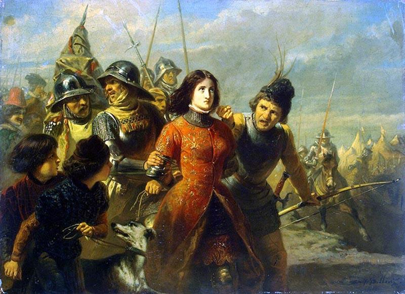Арест Жанны Дарк | Фотоньюс пост