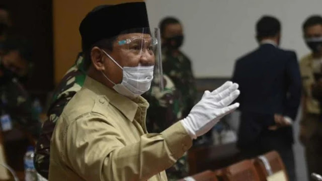 Jadi Menhan, Kekayaan Prabowo Subianto Naik Rp77 Miliar