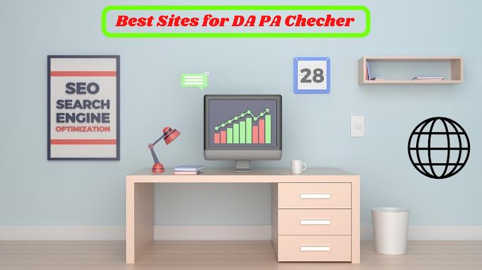 Best Da Pa Checker Free Sites