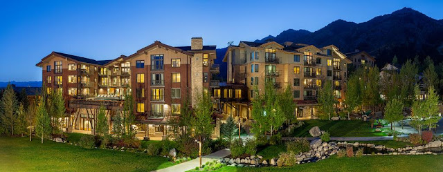 Hotel Terra is a ski-in/ski out hotel in Jackson Hole Mountain Resort in the heart of Teton Village. Named Wyoming's Best Hotel.