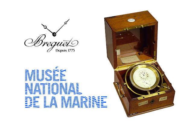 Breguet becomes Patron of the French National Navy Museum in Paris