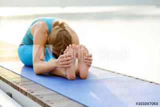 pranayamasana how to do paschimottanasana steps of