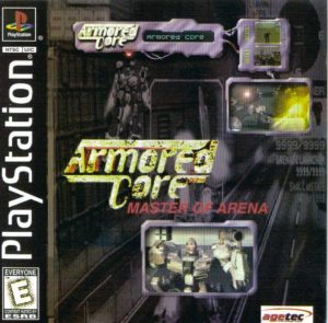 Download Armored Core: Master of Arena (Ps1)