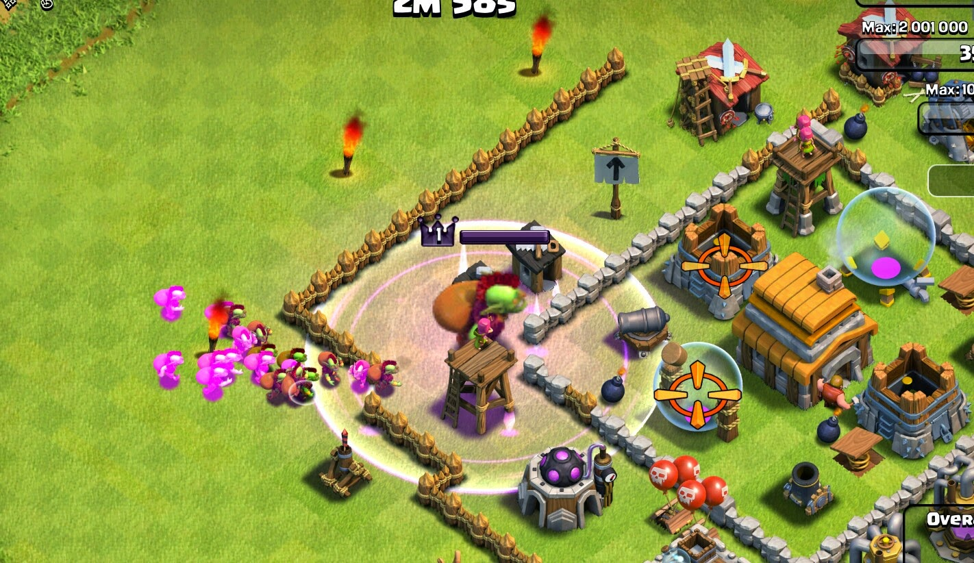 Coc hack by libg. So youtube.