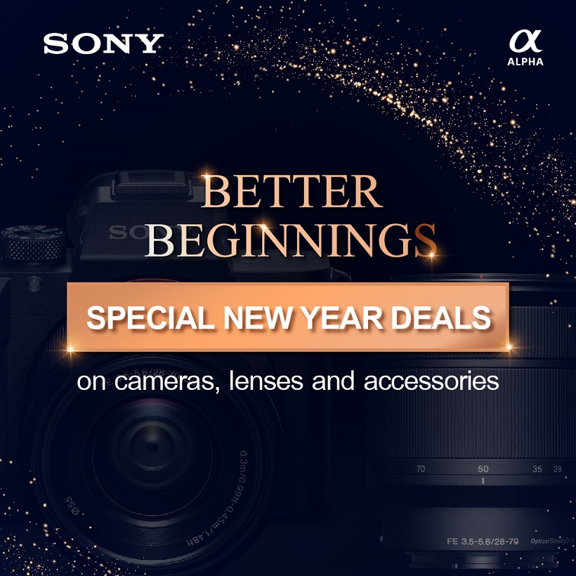 Sony offers Special New Year bundles: Get the best deals on your favorite gadgets